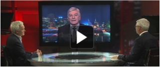 PROF PAUL BANNON DISCUSSES THE RACS EAG REPORT ON BULLYING IN SURGERY ON LATELINE the RACS EAG
