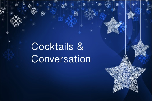 COCKTAILS AND CONVERSATION