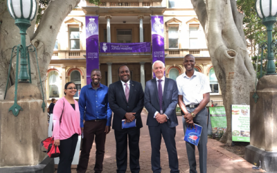 FUTURE PARTICIPANTS FOR THE BAIRD INSTITUTE'S KENYAN FELLOWSHIP PROGRAM