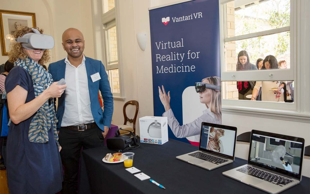 Vantari VR - Virtual Reality Surgery Planning & Training