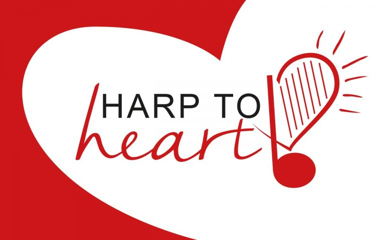 Harp to Heart logo