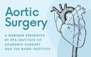 Aortic Surgery Webinar July 2021